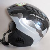 Ski helmet ALPINA BLACK/GRAY