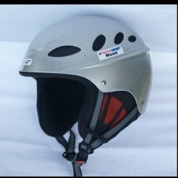 Ski helmets for adults ALPINA silver